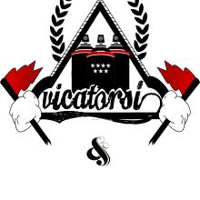 Vicatorsi. Un projet de Br, ing et identité, Design graphique , et Sérigraphie de Victor Casillas Garcia - 06.01.2015