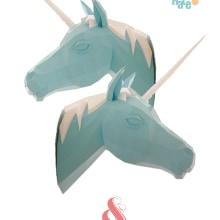 Horses. Un projet de Design graphique , et Sérigraphie de Victor Casillas Garcia - 06.01.2015