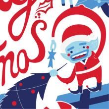 Feliz Navidad!. Un proyecto de Ilustración de Neosbrand - 07.01.2015