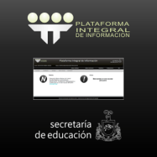 Plataforma Integral de Información. Un proyecto de Diseño Web de Violeta Farías - 19.08.2012