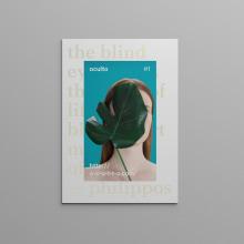 Oculto mag. Un proyecto de Dirección de arte, Diseño editorial y Diseño gráfico de Pablo Abad - 12.01.2015