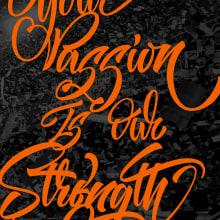 Logos and lettering works. Um projeto de Br, ing e Identidade, Caligrafia e Tipografia de LetteringShop - 10.12.2014