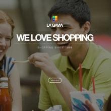 Propuesta: Web La Gavia. Un proyecto de Diseño Web de pcarpena - 11.01.2015