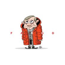 Fargocitando. A Illustration project by Raúl Salazar - 01.15.2015