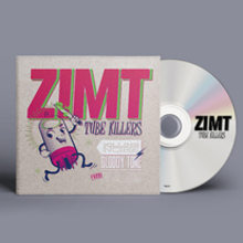 ZIMT - TUBE KILLERS. Un proyecto de Diseño, Música, Audio y Diseño gráfico de Natalia Escaño - 11.01.2015