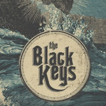 THE BLACK KEYS. A Illustration, Graphic Design, and Screen-printing project by Xavi Forné - 01.19.2015
