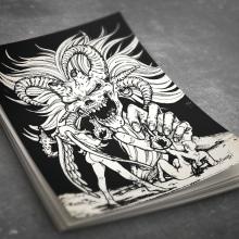 Maniacon. Un proyecto de Ilustración, Diseño de personajes y Cómic de Fito Barraza - 28.01.2015