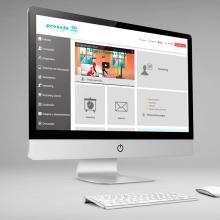 Area Interna Pressto. Un proyecto de Diseño Web y UI / UX de Ms. Barrons - 28.01.2015