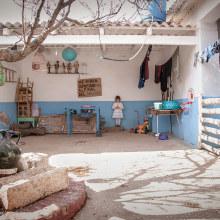 Family Gurugu. Un progetto di Fotografia di Ruben Serrano Madrid - 02.01.2014