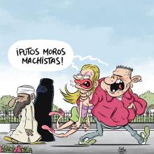 Portada revista EL Jueves Nº 1967. A Illustration project by Raúl Salazar - 02.03.2015