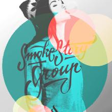 Smoke Story Group . Un projet de Illustration, Photographie , et Design graphique de Victor Casillas Garcia - 08.02.2015