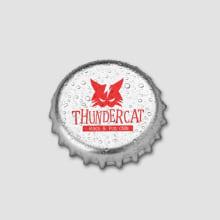 Thundercat. Un proyecto de Diseño, Ilustración, Br e ing e Identidad de Ms. Barrons - 09.02.2015