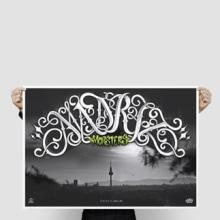 Madriz Monsters. Un proyecto de Diseño, Br, ing e Identidad y Tipografía de Ms. Barrons - 09.02.2015