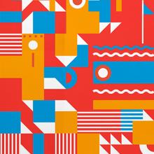 Divertia. Um projeto de Br, ing e Identidade, Design gráfico e Ilustração de Rubén Montero - 29.01.2015
