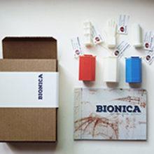 Proyecto Bionica. Un proyecto de 3D y Diseño gráfico de Héctor Vela Rivas - 29.01.2015