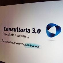 Identidad Consultoria 3.0. Un proyecto de Br, ing e Identidad y Diseño editorial de Chary Esteve Vargas - 07.08.2014