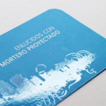 Tarjetas Comerciales. Un proyecto de Br, ing e Identidad y Diseño gráfico de Chary Esteve Vargas - 22.03.2013