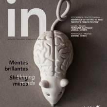 Revista In. A Graphic Design project by Isidro Ferrer - 02.20.2015