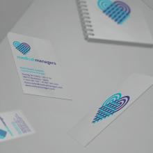 MEDICAL MANAGERS – Un tejido excepcional . Un progetto di Design, Br, ing e identità di marca, Graphic Design , e Marketing di Sarai Glahn - 24.02.2015