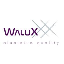 Identidad corporativa de Walux. Un proyecto de Br e ing e Identidad de boh - 29.04.2014