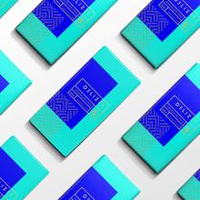 DELIZET CHOCOLAT FACT.. Un proyecto de Dirección de arte, Br, ing e Identidad, Diseño gráfico y Packaging de Marina Porté - 28.02.2015