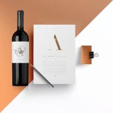 G L A R E   C E L L A R . Un proyecto de Dirección de arte, Br, ing e Identidad, Diseño gráfico y Packaging de Marina Porté - 28.02.2015