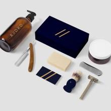 R // D K O - Barber concept shop. Un proyecto de Dirección de arte, Br, ing e Identidad, Diseño gráfico, Packaging y Diseño de producto de Marina Porté - 28.02.2015
