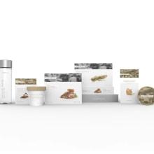 L º A T E L I E R  molecular gastronomy. Un proyecto de Dirección de arte, Br, ing e Identidad, Diseño gráfico y Packaging de Marina Porté - 28.02.2015