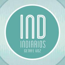 IND, logotipo e imagenes para redes sociales del programa de radio INDIARIOS.. Un proyecto de Br, ing e Identidad, Diseño y Diseño gráfico de pcarpena - 03.03.2015