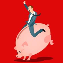Business Illustrations. Un proyecto de Ilustración de Jorge de Juan - 21.01.2013