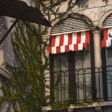 Callejón Veneciano. Un proyecto de 3D de Ainara Fassi - 08.02.2015