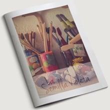 La Semilla Violeta. Un proyecto de Fotografía, Diseño editorial y Educación de Alfredo Moya - 09.03.2015