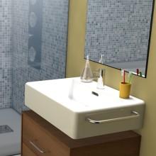 3D Bathroom. Un proyecto de 3D y Arquitectura interior de Albert Baldó - 10.03.2015