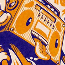 Espacio Libre . A Design, Illustration, Advertising, Music, Audio, Art Direction, Events, and Graphic Design project by Pablo Lacruz - 03.11.2015