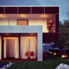Night. A 3D, Architecture, Information Architecture & Interior Architecture project by Sara Gonzalez - 09.01.2014