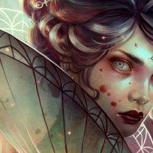 Bathory. A Bildende Künste, Design von Figuren und Illustration project by Marta Adán - 09.04.2015