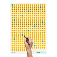 Life Calendar: How was your day?. Um projeto de Design, Design gráfico e Design de produtos de Raquel Catalan - 07.06.2011