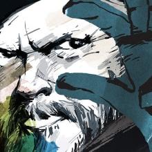 Bajo la Influencia de Orson Welles. Um projeto de Ilustração de Rafael Sánchez - 10.05.2015