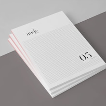 NUDE magazine. Un proyecto de Diseño editorial, Diseño gráfico y Tipografía de monica rivera - 12.05.2015