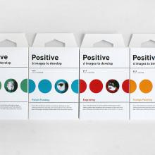 Positive. Um projeto de Direção de arte, Br, ing e Identidade, Design gráfico, Design interativo e Packaging de Zupagrafika - 18.01.2015
