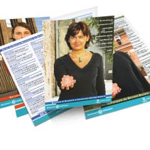 Dípticos Informativos para el Ayuntamiento de Barcelona. A Design, Advertising, Photograph, Art Direction, and Editorial Design project by Marta Josa - 09.12.2019