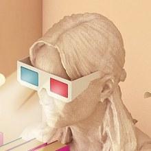 Sueño con el 3D en Domestika. Un proyecto de Diseño, Ilustración y 3D de Hugo Tobío - 19.05.2015