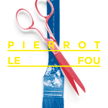 Pierrot le fou. A Editorial Design, and Graphic Design project by Eli García - 05.23.2015