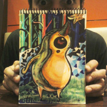 Ilustraciòn Infantil. A Illustration project by Damiàn Alcario - 05.25.2015