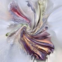 """La desaceleración espontánea (2015). Un proyecto de Bellas Artes, Diseño gráfico y Pintura de Chicote CFC - """"Simbiosismo / Symbiotic Art - 29.05.2015"""
