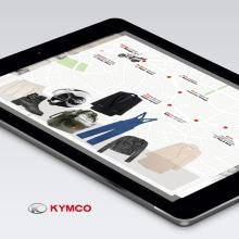 KYMCO LIKE. A Web Development project by Julieta Kozlowski Cherñajovsky - 01.15.2015