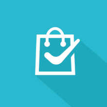 Logotipo - Allshopings App. Um projeto de Design gráfico de Victor Andres - 10.06.2015