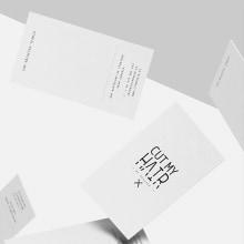 CUT MY HAIR. Un proyecto de UI / UX, Dirección de arte, Br, ing e Identidad, Diseño gráfico, Tipografía y Diseño Web de Jaqueline Vanek - 04.06.2015