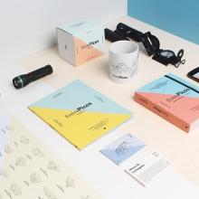 EntrePicos - Picos de Europa para principiantes . Um projeto de Ilustração, Direção de arte, Br, ing e Identidade e Design editorial de Eric Veiga Gullon - 06.06.2015