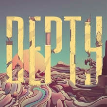 Depth. A Illustration, T, and pograph project by Cristian Eres - 06.11.2015